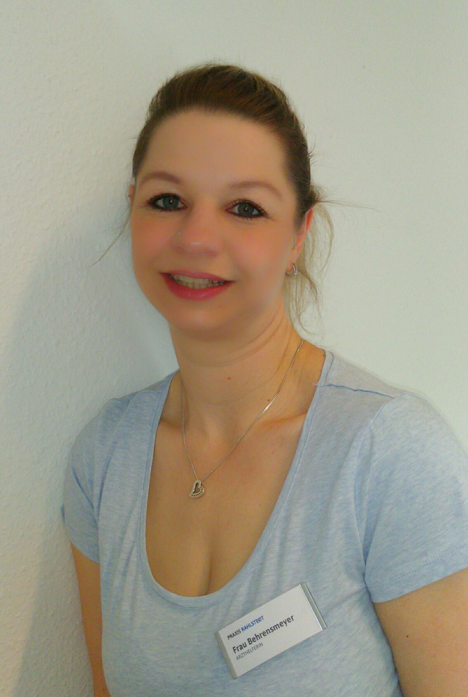 Frau Behrensmeyer